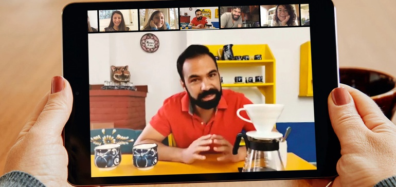 Airbnb matches with Bumble on virtual date experiences