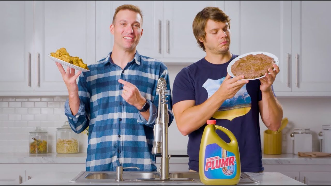 Liquid-Plumr trends on YouTube with 'Will It Clog?' challenge