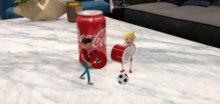 coca-cola ar