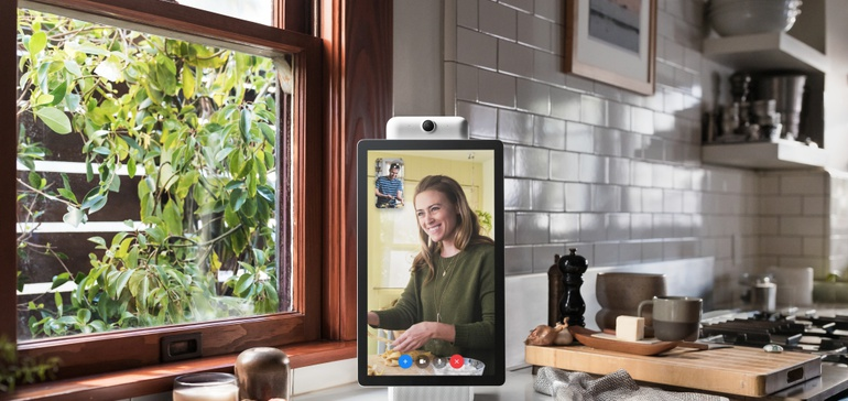 Facebook debuts Portal for in-home video chat