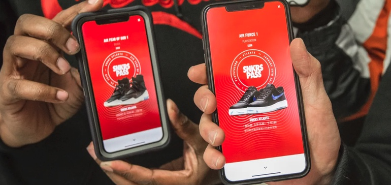 Nike drives digital revenue with 150% jump in demand on mobile app